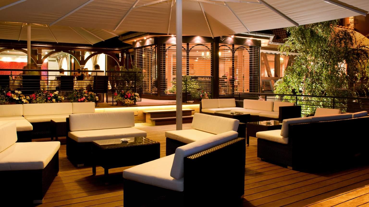 Hotel 4 Étoiles Spa en Alsace - Le Parc à Saint Hippolyte