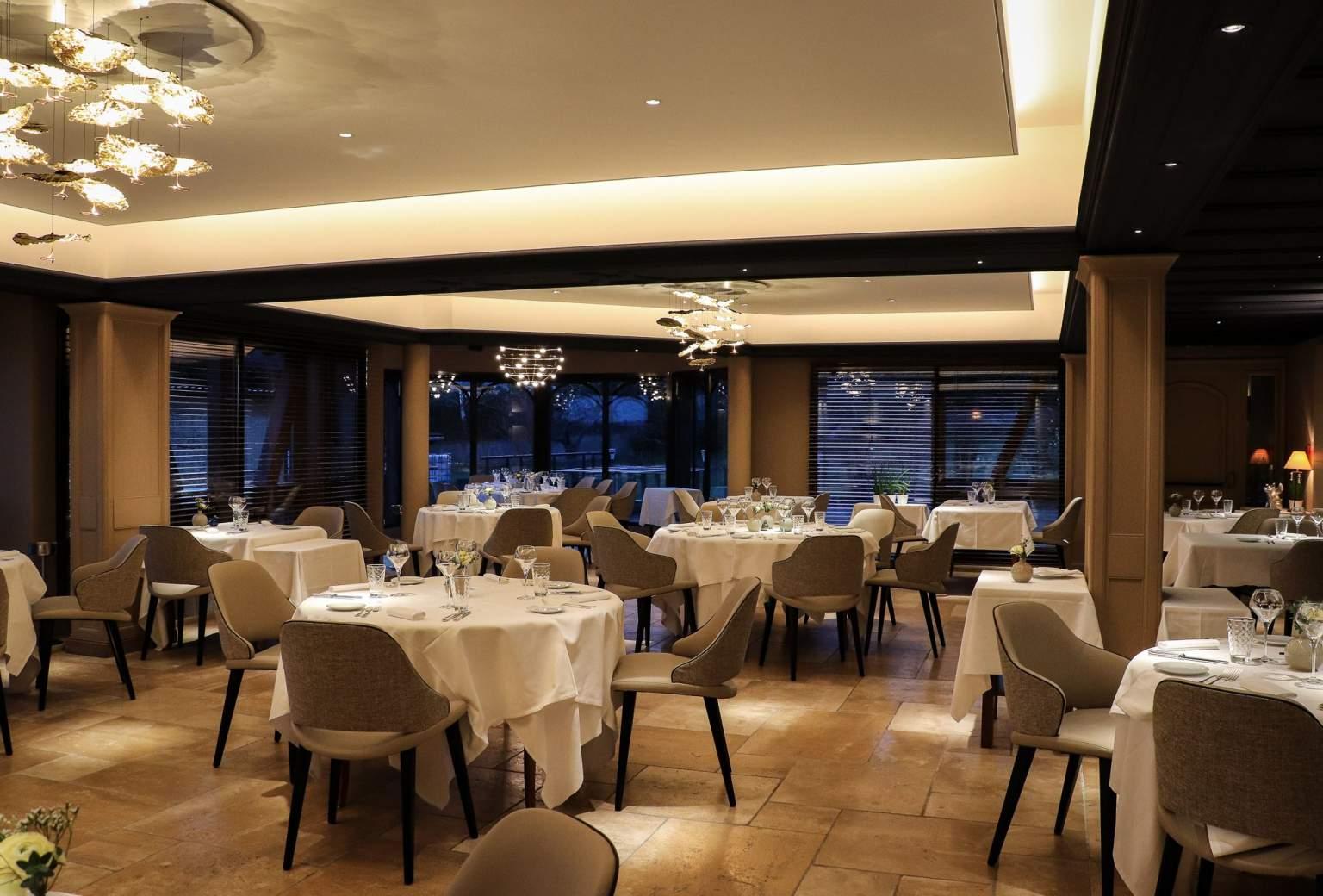 """Restaurant Gastronomique """"Joséphine"""" - Hôtel restaurant Le Parc à Saint Hippolyte - Restaurant à Saint Hippolyte"""