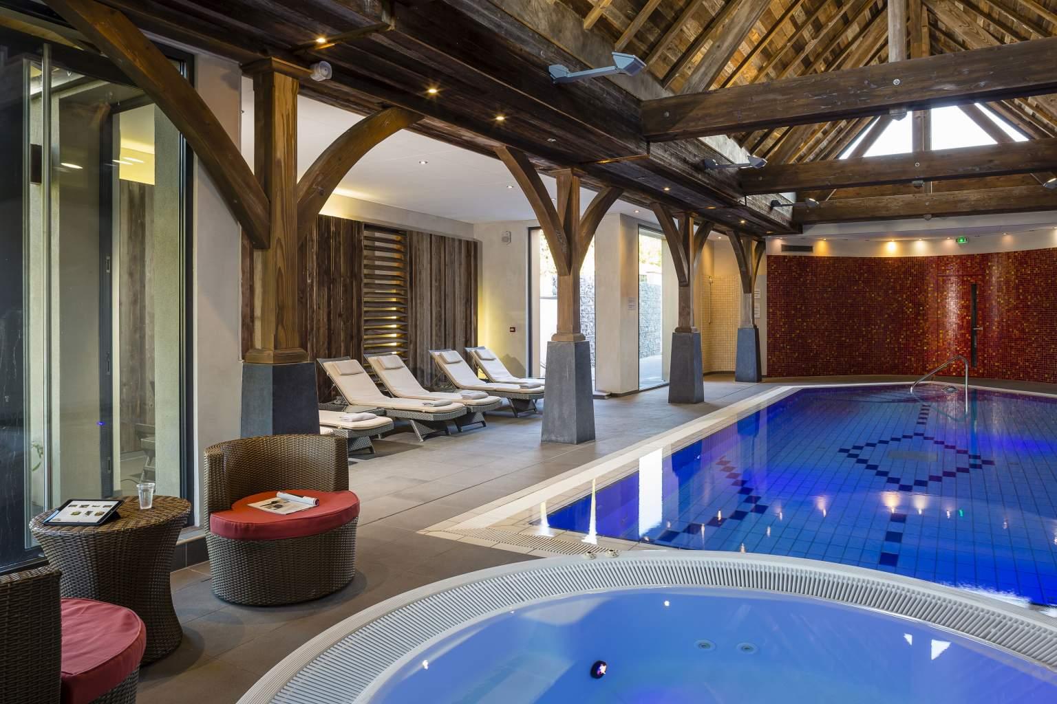 Hôtel Spa Le Parc à Saint Hippolyte en Alsace - Hotel Piscine Spa en Alsace