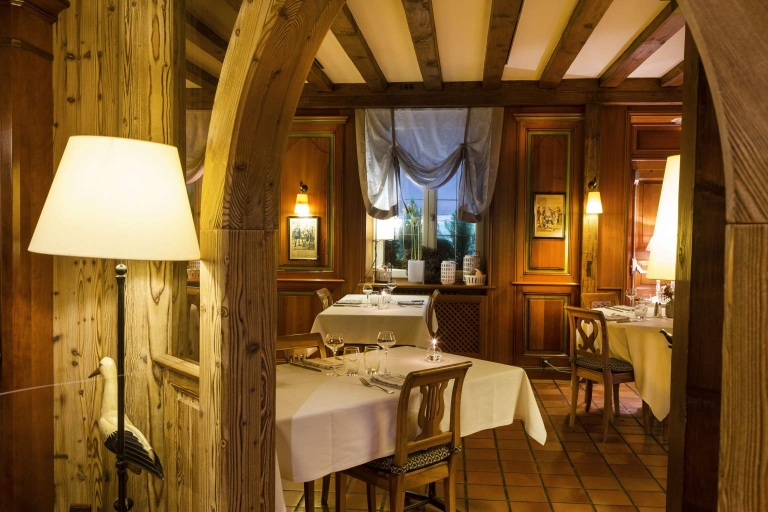 Winstub Rabseppi-Stebel Saint Hippolyte - Hôtel Le Parc à Saint Hippolyte - Restaurant à Saint Hippolyte